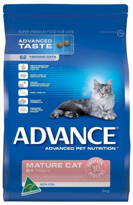 Advance Mature Cat Fish 3kg Adelaide Hills Landscape