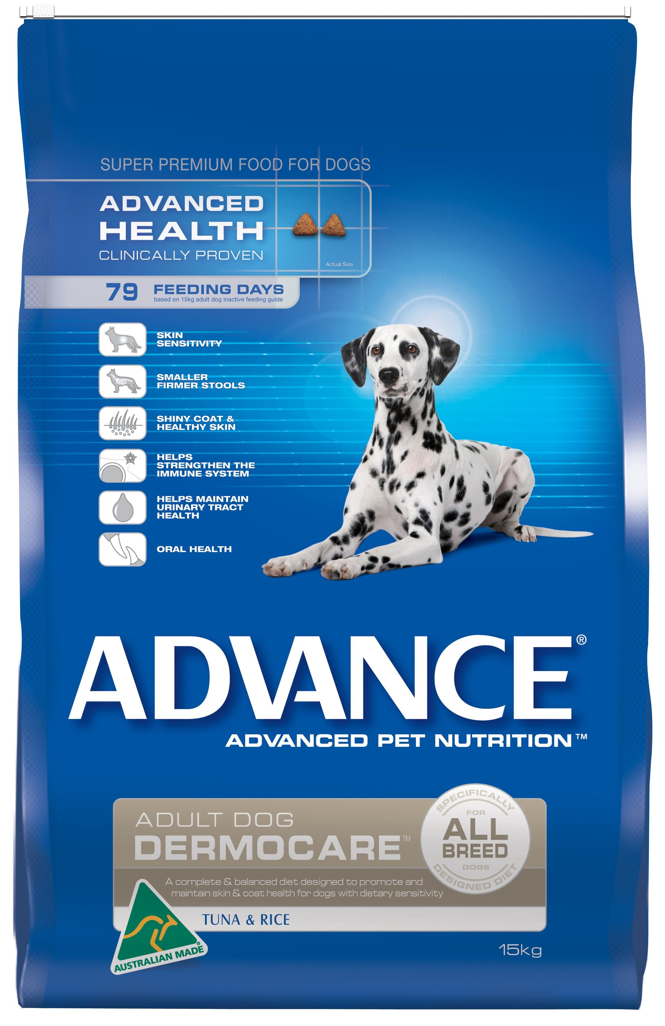 Advance Adult Dermocare Tuna Amp Rice 8kg Adelaide Hills
