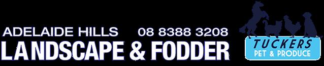 Adelaide Hills Landscape & Fodder